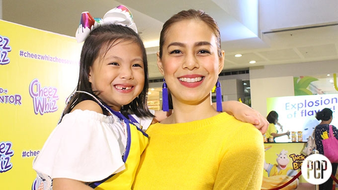 Bettina Carlos not yet ready for Gummy to become a celebrity