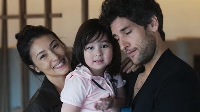 Just like Solenn, Nico is excited to become a parent, too!