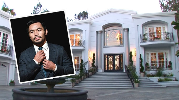 Celebrities with home investments in the U.S.