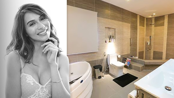 Why Jennylyn Mercado disposes of her bathtub