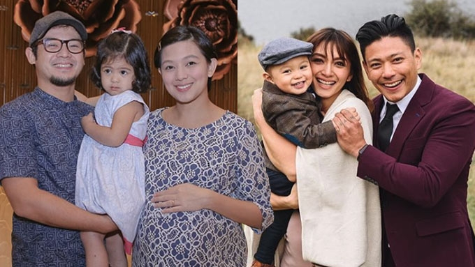 12 celebrity mamas embrace motherhood again this 2018
