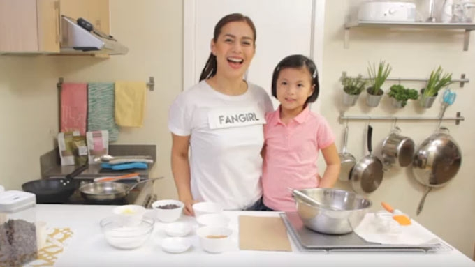 Bettina Carlos suggests baking as an effective way to teach