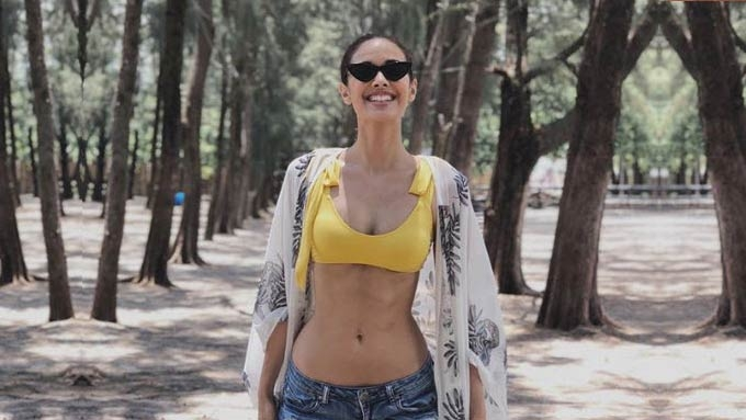 Megan Young is a proud #BalakangBabe