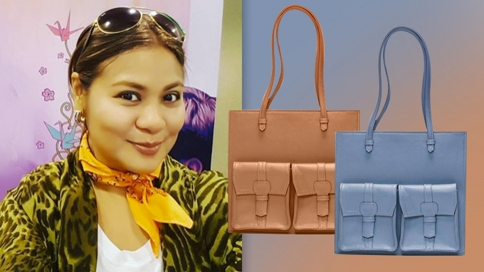 Candy Pangilinan's bag are hot: more than a thousand sold!
