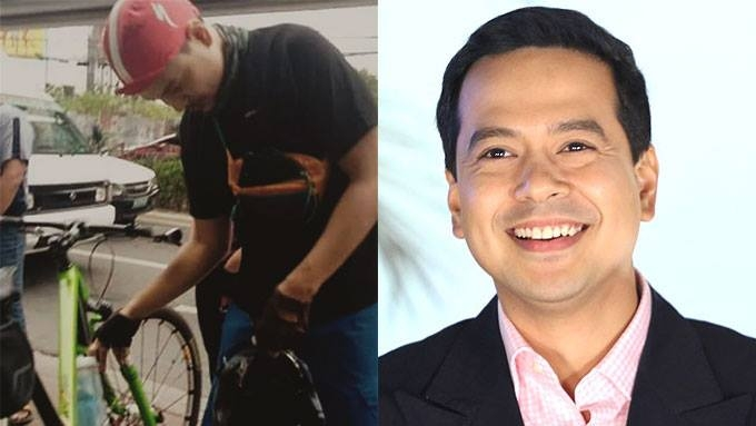 John Lloyd Cruz Spotted Getting Php40 Haircut Pep Ph