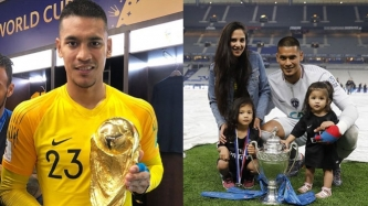 Everything you need to know about French-Filipinofootball player Alphonse Areola