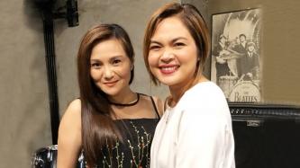 Gladys Reyes gets Judy Ann Santos as