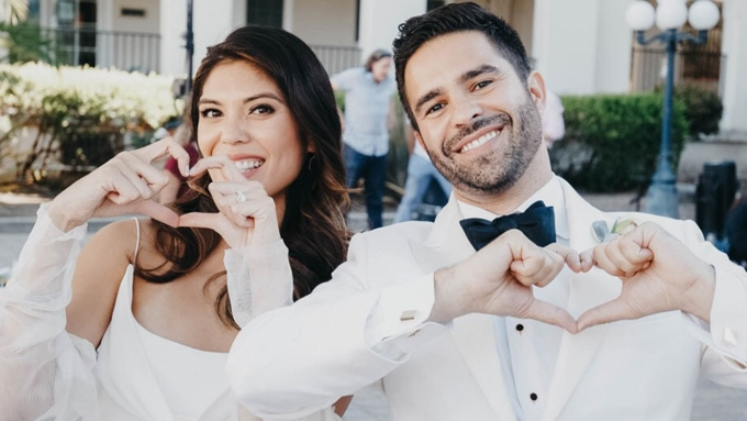 Ginger Conejero Gets Married In California U S A Pep Ph