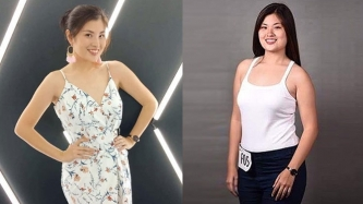 """This aspiring beauty queen is proud to be """"hippy"""": """"I'm a balakang babe. Curvy doesn't mean you look bad."""""""