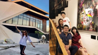A peek inside the art gallery home of Julius and Christine Babao