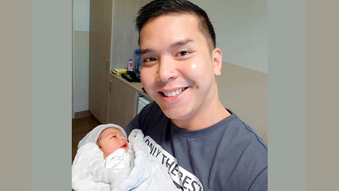 StarStruck 2 First Prince CJ Muere is now a dad | PEP ph