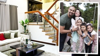 Celebrities with multi-level homes