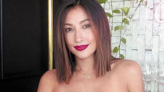 How Solenn Heussaff keeps house without help