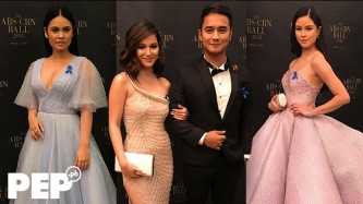 All the celebrities who grace ABS-CBN Ball 2018