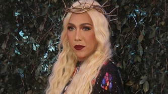 Vice Ganda stuns in Michael Cinco gown at first-ever ABS-CBN Ball