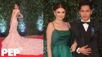Angelica Panganiban, Carlo Aquino, Maymay Entrata among ABS-CBN Ball 2018 winners