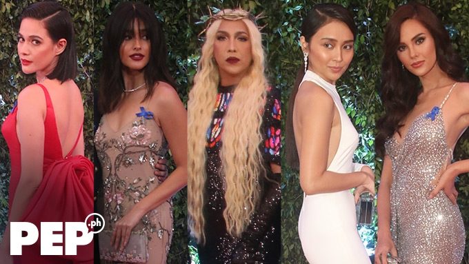 Liza, Kathryn, Vice Ganda are ABS-CBN Ball standouts