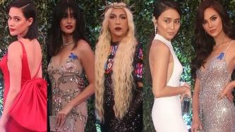 (UPDATED) Liza Soberano, Kathryn Bernardo, Vice Ganda are ABS-CBN Ball's standout stars