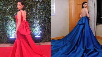 Bea Alonzo almost wore another gown to ABS-CBN Ball 2018