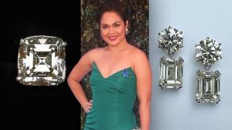 Judy Ann Santos wears jewelry worth PHP94 million at ABS-CBN Ball 2018