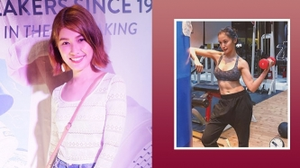 Thea Tolentino names Kris Bernal as her fitspiration