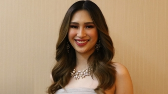 Tall and pretty Isabela Vinzon considers joining beauty pageants