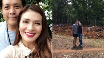 Zsa Zsa Padilla, Conrad Onglao build farmhouse in Quezon