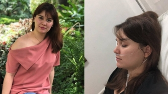 Pregnant Nadine Samonte gets a scare after allergy attack; rushes self to ER