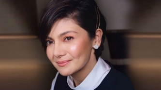 Charlene Gonzalez looks so chic in short hairdo