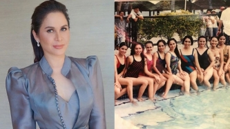 Jinkee Pacquiao posts throwback photo from her pageant days
