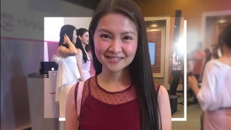 Barbie Forteza shares her fast remedy for eye bags