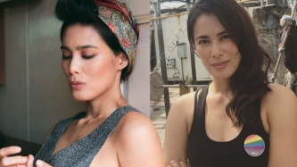 Angel Aquino winning hearts in social media