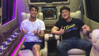 Donny Pangilinan is the latest celebrity to Manila-proof his ride