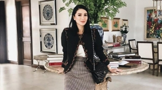 Heart Evangelista's 'less than PHP3K' marble table has interesting story