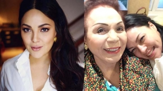 KC Concepcion remembers Lola Elaine Cuneta's death anniversary