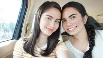 Jessy Mendiola reunites with sister in Japan after five years