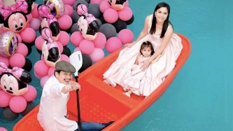 Robin Padilla turns family home into daughter Isabella's Disneyland