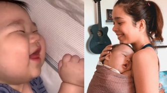 Why Saab Magalona tears up over this video of son Pancho
