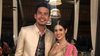 Christian Bautista and Kat Ramnani's wedding venue and welcome dinner in Bali