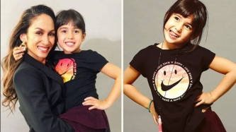 Ina Raymundo's youngest daughter is a star in the making