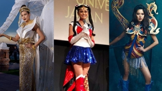 Miss Universe 2018 candidates reveal their national costumes