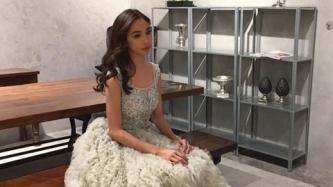Maymay Entrata prepares for international runway debut at ARAB Fashion Week