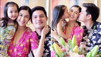 Marian Rivera, Dingdong Dantes reminisce how Baby Zia became their answered prayer