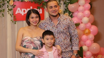 LJ Reyes, Paolo Contis to name future daughter Summer Ayanna