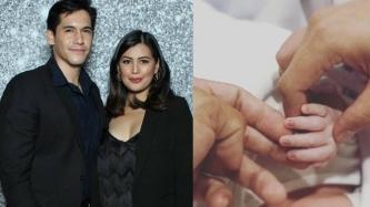 Rich Asuncion gives birth to daughter Bela