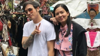 Chynna Ortaleza, Kean Cipriano relate how life is without a nanny for Stellar