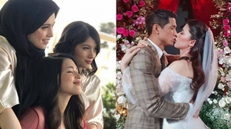 Kylie Padilla and Aljur Abrenica's star-studded guest list