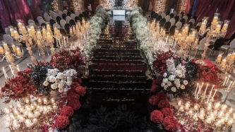Kylie Padilla-Aljur Abrenica wedding venue: Amazing transformation into fairyland