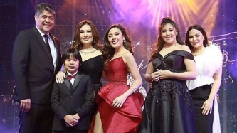 Frankie Pangilinan celebrates 18th birthday with old Hollywood-themed party