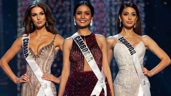 Filipino gowns on display at Miss Universe 2018 preliminaries